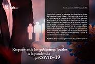 Respuesta de los gobiernos locales a la pandemia por Covid-19 [516]
